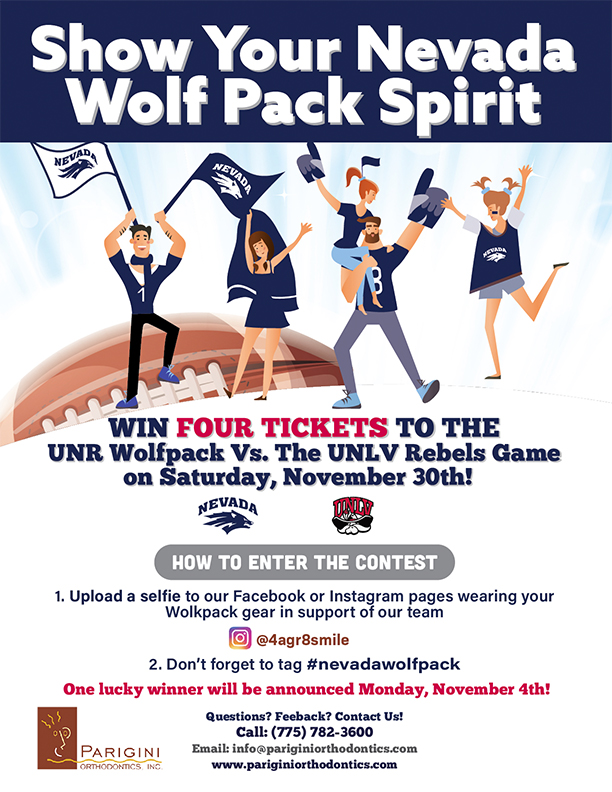 Wolf Pack Spirit Contest